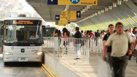 ¿Eres tú?: Municipalidad de Lima busca a pasajero que perdió 1,900 soles en el Metropolitano