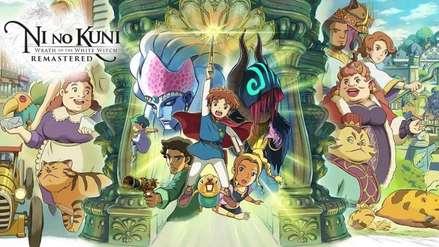 Reviviendo la magia con Ni no Kuni: Wrath of the White Witch Remastered