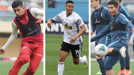 Mira los números de los futbolistas convocados a la Selección Peruana Sub 23