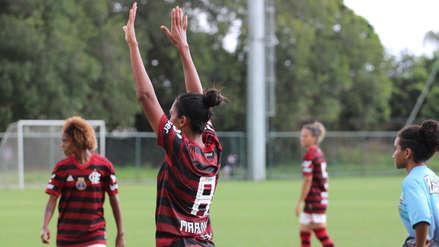 ¡Histórico marcador! Flamengo goleó 56-0 a Greminho por el Campeonato Carioca de Fútbol Femenino