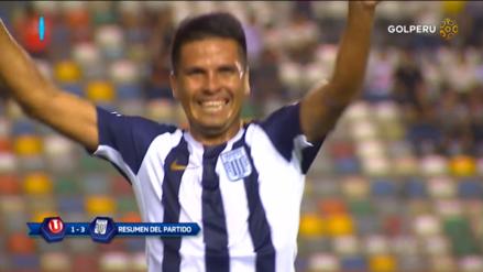 Universitario vs. Alianza Lima: el último gol de los blanquiazules en el Estadio Monumental