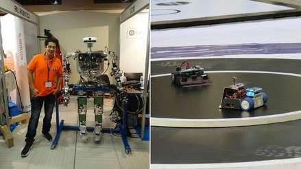 Robofest Perú: evento promueve la robótica diseñada para interactuar con seres humanos