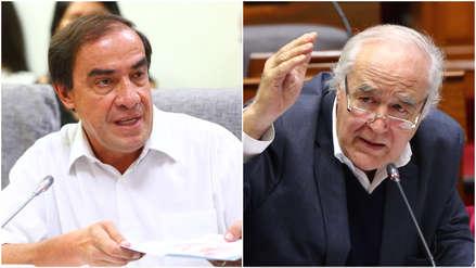 Yonhy Lescano responde a García Belaunde y asegura que todavía pertenece a Acción Popular