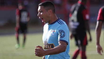 ¡Fue un golazo! Cristian Palacios anotó el primer gol del partido entre Sporting Cristal y UTC