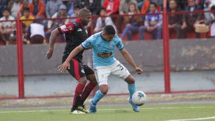¡Empate en Cajamarca! Sporting Cristal igualó 1-1 con UTC por la fecha 9 del Torneo Clausura de la Liga 1