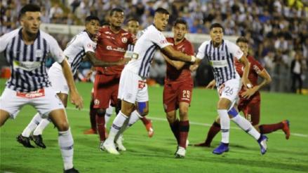 Universitario vs. Alianza Lima: así fue la victoria de los cremas en el último clásico del fútbol peruano