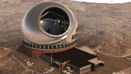 Hawái inicia construcción de telescopio en volcán 'sagrado', pese a protestas