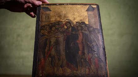 Pintura del siglo XIII valorizada en más de €4 millones fue encontrada en la casa de una anciana