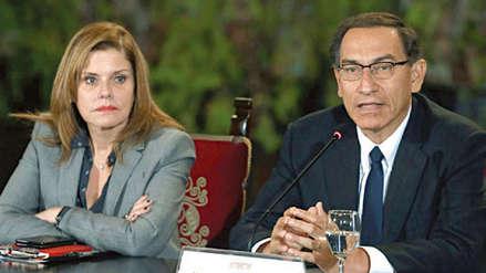 Martin Vizcarra: Mercedes Aráoz me dijo que no renunciaría en caso proceda una vacancia en mi contra
