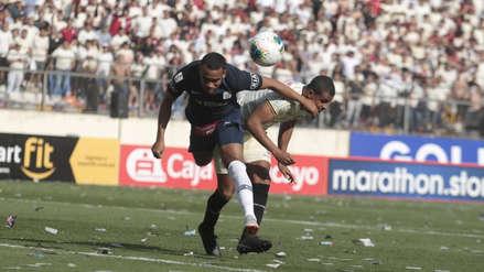 ¡Cayó de visitante! Alianza Lima perdió el clásico 1-0 ante Universitario por el Torneo Clausura