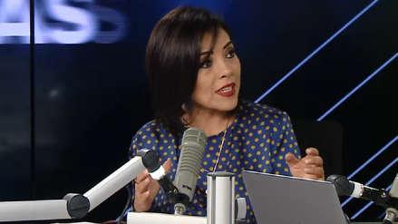Alejandra Aramayo plantea aplazar por una semana la elección de miembros del TC
