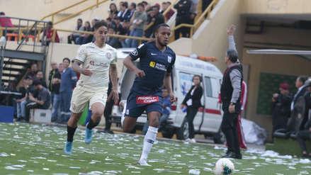 Universitario ganó 1-0 a Alianza Lima y sumó su quinta victoria consecutiva en el Clausura