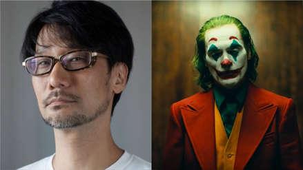"""Hideo Kojima reseñó 'Joker' a su manera: """"Cambiará la historia del cine"""""""