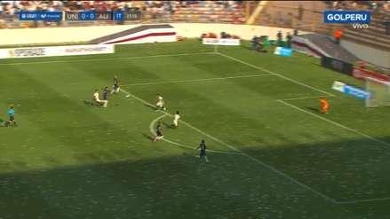¿Estaba adelantado? El gol anulado a Federico Rodríguez en el Alianza Lima vs Universitario