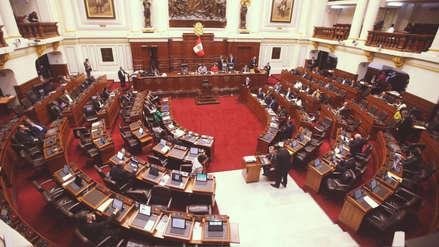 ¿Cuál es el procedimiento que establece la Constitución luego de la disolución del Congreso?