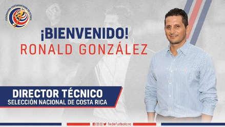 Costa Rica tiene nuevo técnico: Ronald González reemplazará a Gustavo Matosas