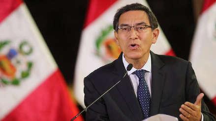 Yeni Vilcatoma presenta pedido de vacancia contra Martín Vizcarra