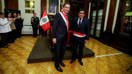 Vicente Zeballos: ¿Cuál es el perfil del nuevo presidente del Consejo de Ministros?