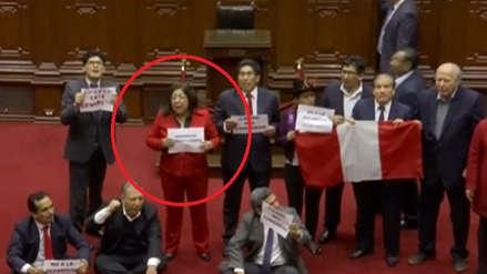 ¿Qué pasó con el voto de María Elena Foronda en la elección de magistrados del TC?