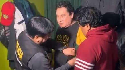 INPE: Carlos Burgos será internado en el penal Ancón I