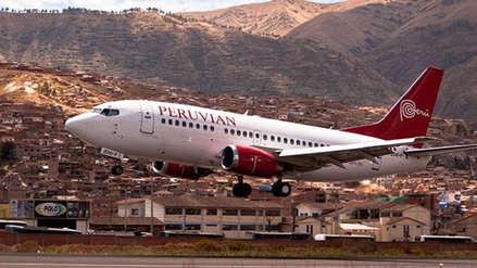Peruvian Airlines suspendió sus vuelos a nivel nacional, tras embargo bancario