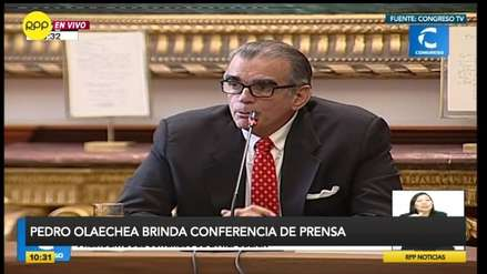 Pedro Olaechea: