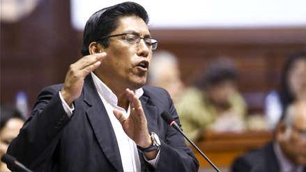 ¿Qué requisitos debe tener el nuevo ministro de Economía? Esto respondió el premier Vicente Zeballos