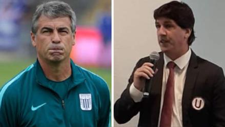 Jean Ferrari a Pablo Bengoechea:
