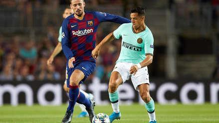 ¡Victoria sufrida! Barcelona venció 2-1 a Inter de Milán en el Camp Nou por la Champions League