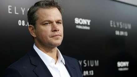 ¿Se arrepiente? Matt Damon perdió millones al rechazar el protagónico de