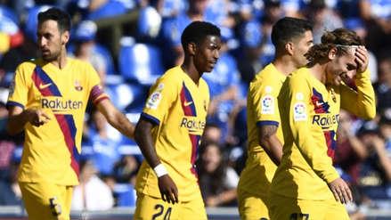 Barcelona sufrió baja de último momento para el partido ante el Inter de Milán