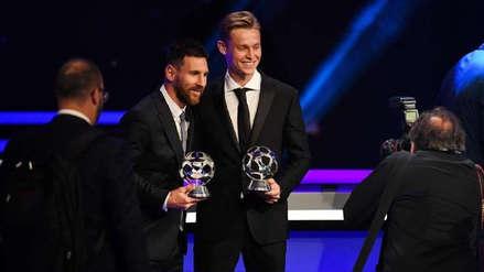 De Jong extraña a Lionel Messi: