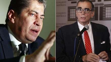 Olaechea envió cuestionado oficio al TC para que Ortiz de Zevallos reemplace a Eloy Espinosa-Saldaña