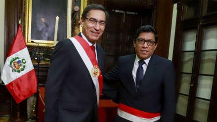 Gobierno no reconoce renuncia de Aráoz: