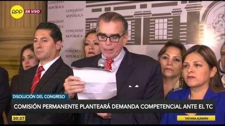 Pedro Oleachea invoca a Fuerzas Armadas y Policía a dar