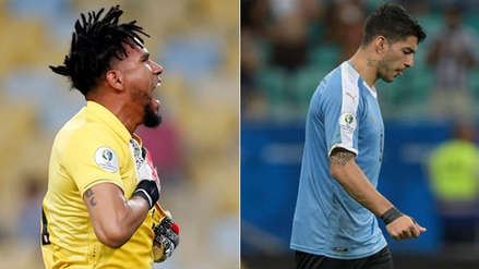 Pedro Gallese revivió el duelo ante Luis Suárez previo al partido entre Perú y Uruguay