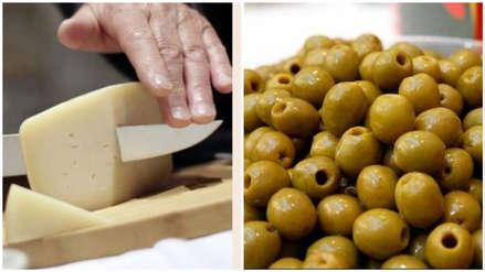Queso francés y aceitunas españolas: Los productos europeos golpeados con aranceles de EE.UU.