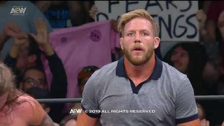 """¿""""Chimpún Callao""""? Perú estuvo presente en el debut de la empresa de lucha libre AEW en televisión"""