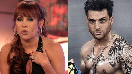 Magaly Medina critica a Nicola Porcella: