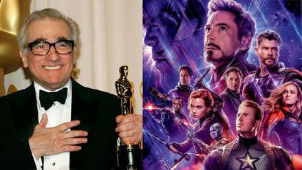 Martin Scorsese critica a las películas de Marvel Studios:
