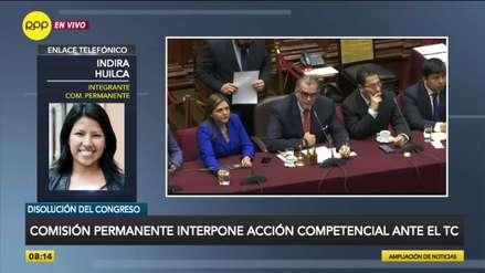 Indira Huilca: