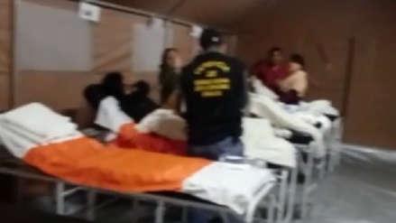 Lurín: 28 escolares intoxicados por alimentos de Qali Warma
