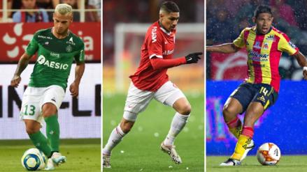 ¿Cómo llegan los 'extranjeros' para los amistosos de la Selección Peruana ante Uruguay?