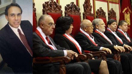 Gonzalo Ortiz de Zevallos: ¿En qué queda su designación como magistrado del Tribunal Constitucional?