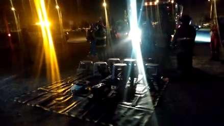 Bomberos confirman que fuerte olor reportado en San Miguel es causado por químico tóxico