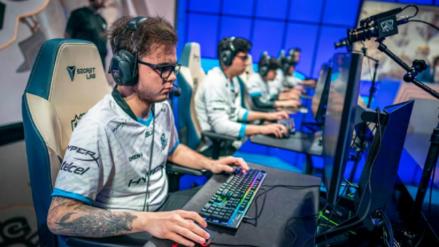 Isurus Gaming terminó segundo en el Play-In al caer ante Splyce en el mundial de League of Legends