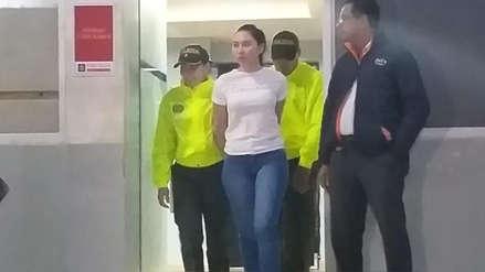Detienen a hija de la excongresista que protagonizó fuga de película en Colombia