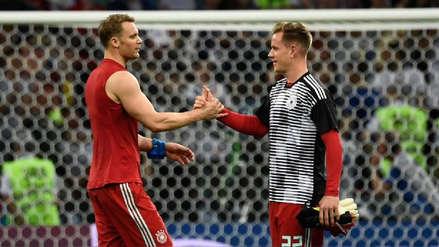 Löw frenó la polémica en Alemania: un partido para Neuer y otro para Ter Stegen