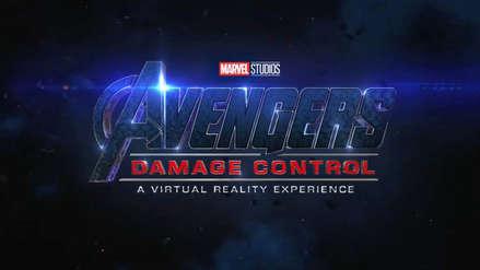 Marvel | Mira el impresionante traje de Iron Man en esta nueva experiencia en VR [VIDEO]
