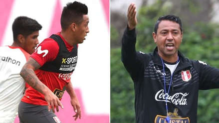 Nolberto Solano respaldó a Christian Cueva: